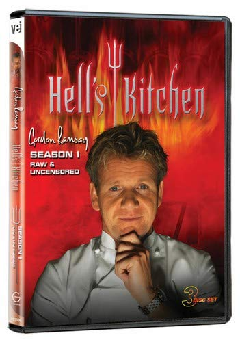 Hell's Kitchen: Season 1 DVD