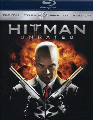 Hitman [Blu-ray] DVD