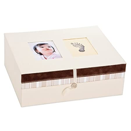 Keepsake Box Ivory For Baby