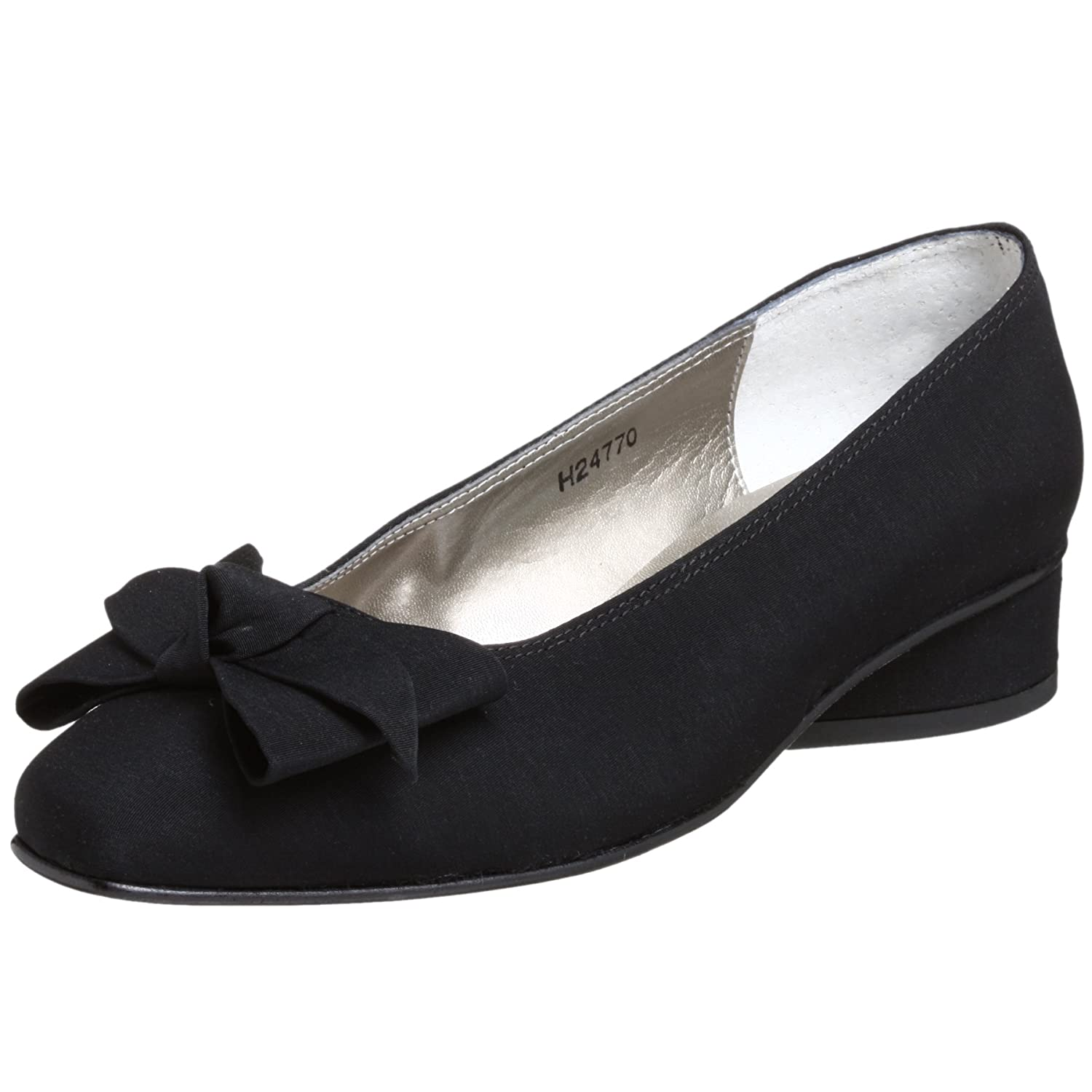 Black Flat Dress Shoes