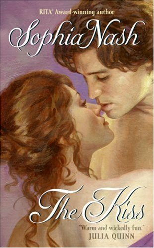 Book The Kiss - Sophia Nash