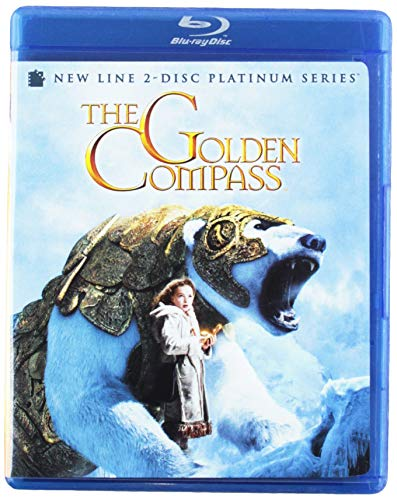 The Golden Compass [Blu-ray] DVD