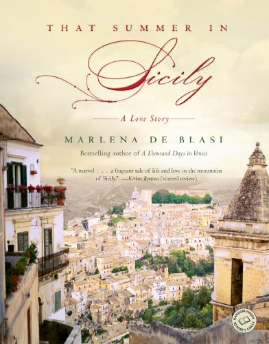 Book That Summer in Sicily