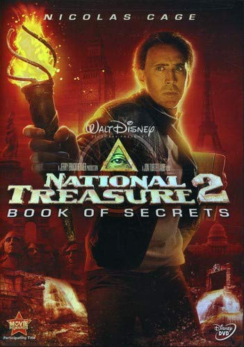 National Treasure 2 - Book of Secrets  DVD