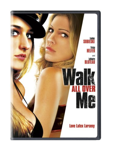 Walk All Over Me DVD