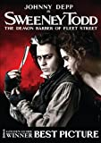 Sweeney Todd. The Demon Barber of Fleet Street
