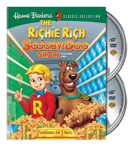 The Richie Rich/Scooby Doo Show Volume 1 cover