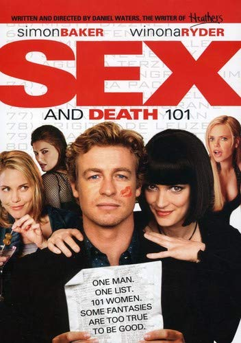 Sex and Death 101 DVD
