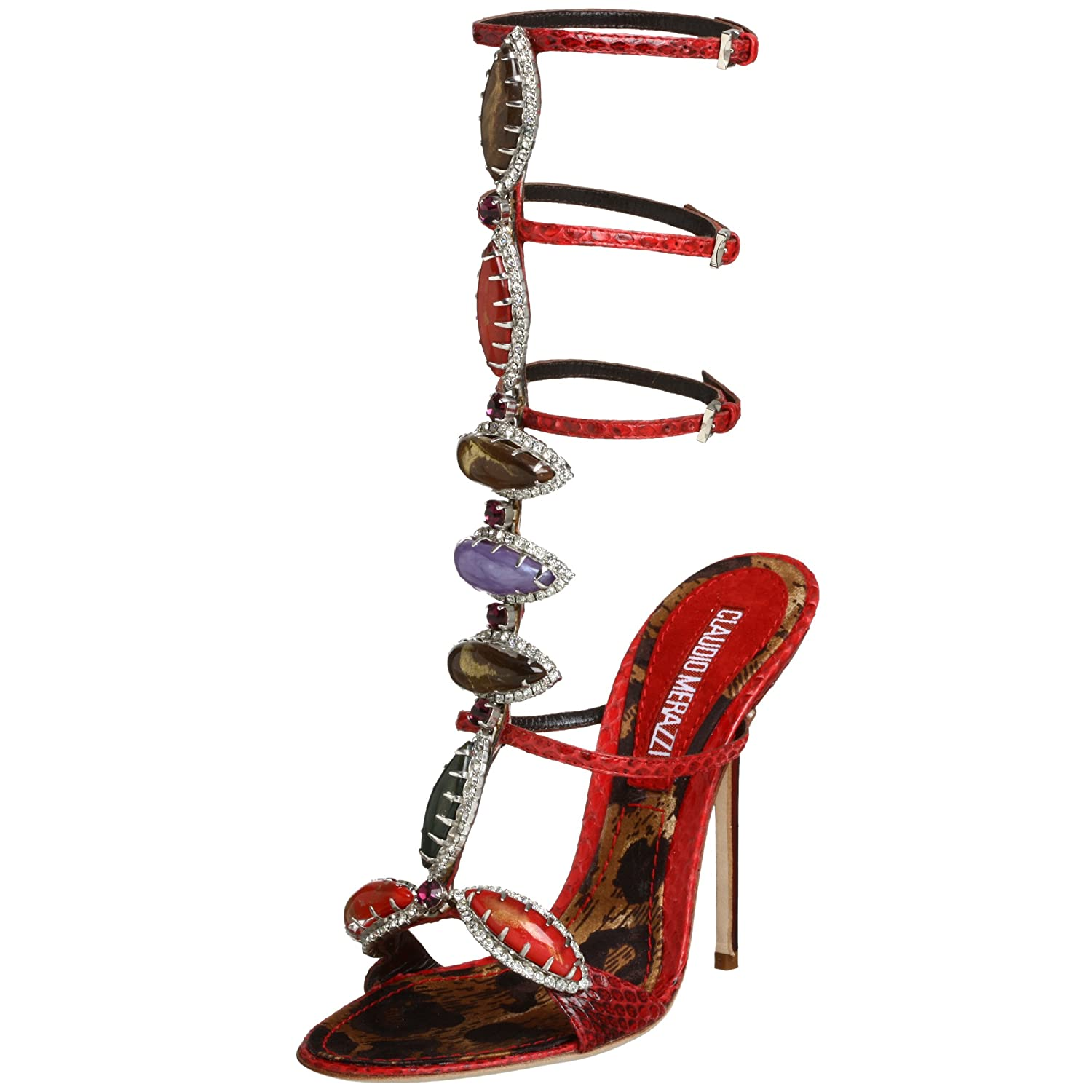 Endless.com: Claudio Merazzi Women's CM 583 Sandal: Categories - Free Overnight Shipping & Return Shipping