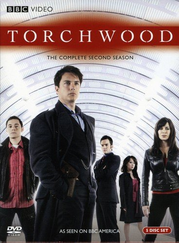 Torchwood: The Complete Second Season cover