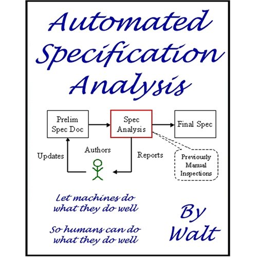 Automated Specification Analysis