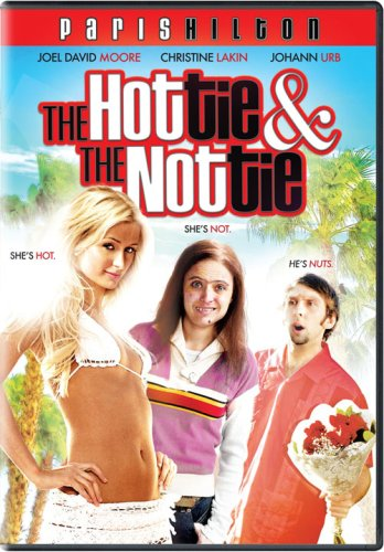 The Hottie & the Nottie DVD