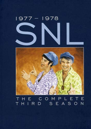 Saturday Night Live - The Complete Third Season DVD