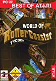 World of Rollercoaster Tycoon [Best of Atari]: Pc: Amazon.de: Games cover
