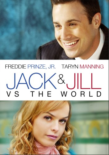 Jack and Jill vs. The World DVD