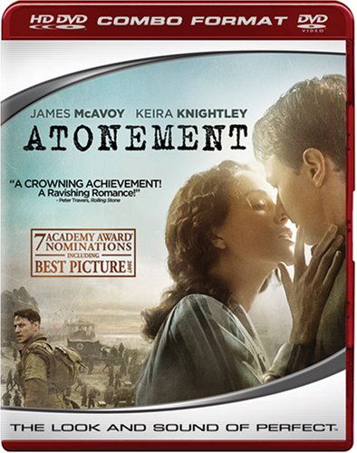 Atonement  DVD