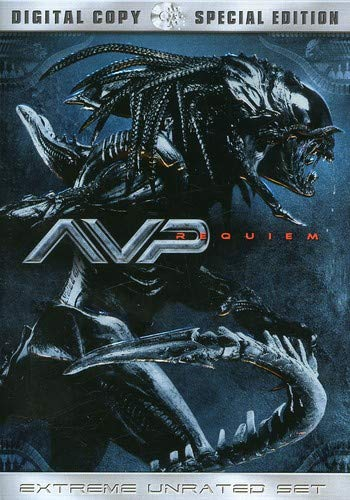 Aliens vs. Predator - Requiem  DVD