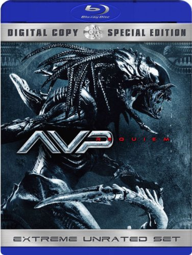 Aliens vs. Predator: Requiem [Blu-ray] DVD