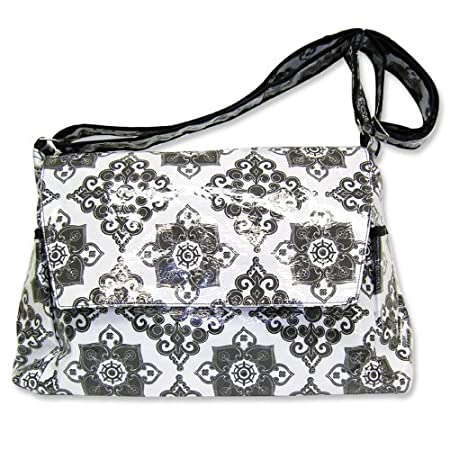 Versailles Messenger Style Diaper Bag