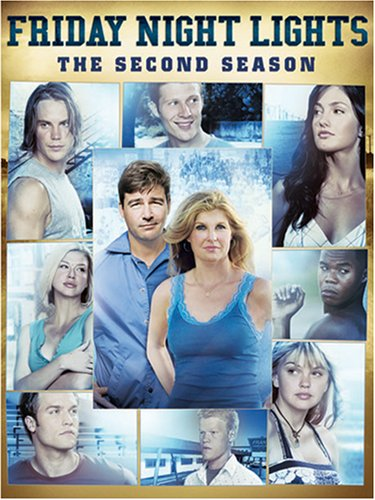 Friday Night Lights: The Second Season DVD