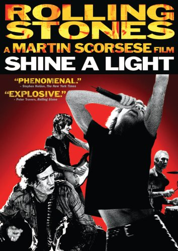 Shine a Light Cover