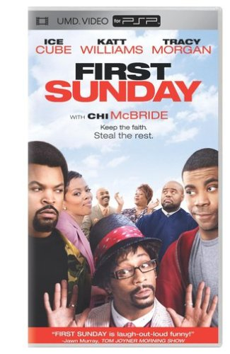 First Sunday [UMD for PSP] DVD