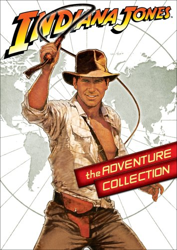 Buy all indy DVDs