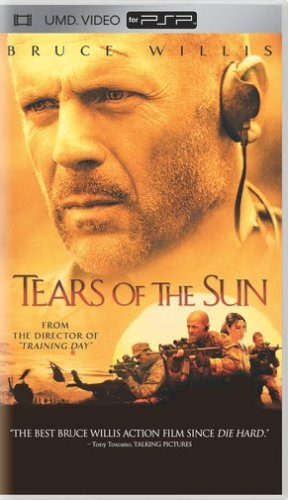 Tears of the Sun [UMD for PSP] DVD