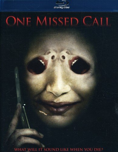 One Missed Call [Blu-ray] DVD