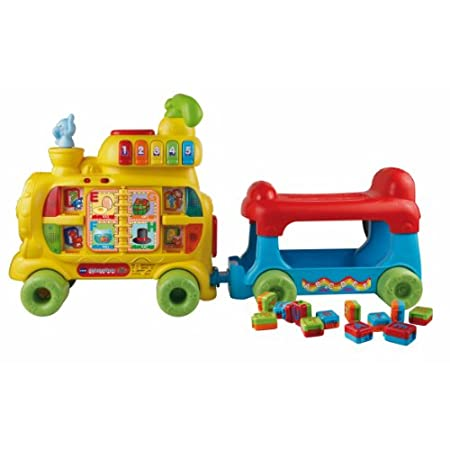 Vtech Alphabet Train Station For Baby