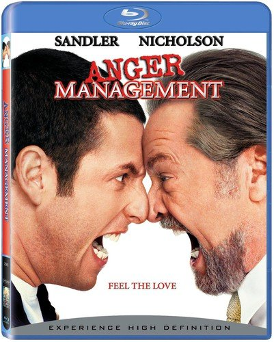 Anger Management [Blu-ray] DVD