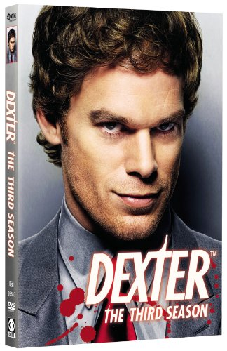 Dexter - Season 3 DVD