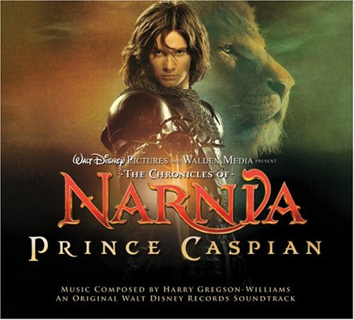 the chronicles of narnia prince caspian 2008 soundtrack