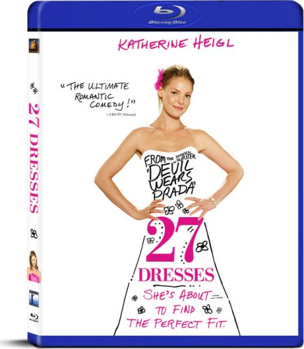 27 Dresses [Blu-ray] DVD