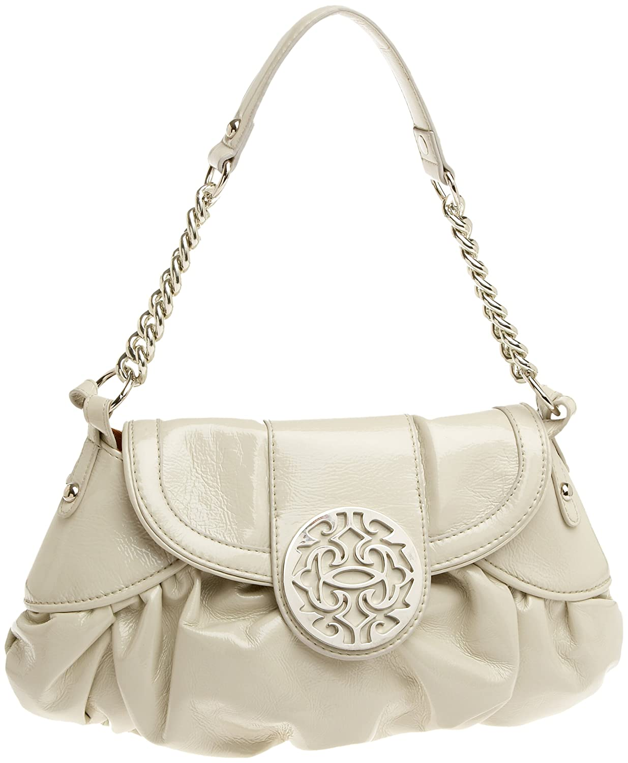 Endless.com: Steve Madden To-Talli-Patent Demi Shoulder Bag: Categories - Free Overnight Shipping & Return Shipping from endless.com