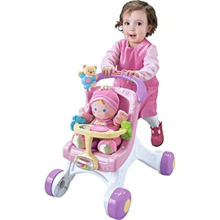 Fisherprice Brilliant Basics Strollalong Walk