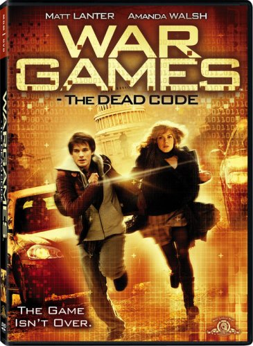Wargames: The Dead Code DVD