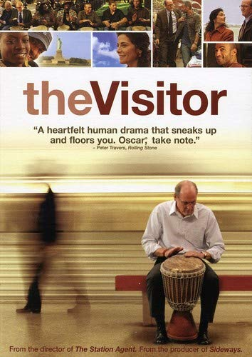 visitor DVD - Buy it!