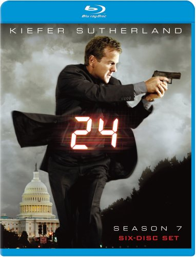 24: Season Seven [Blu-ray] DVD
