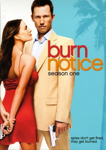 Burn Notice - Season One DVD