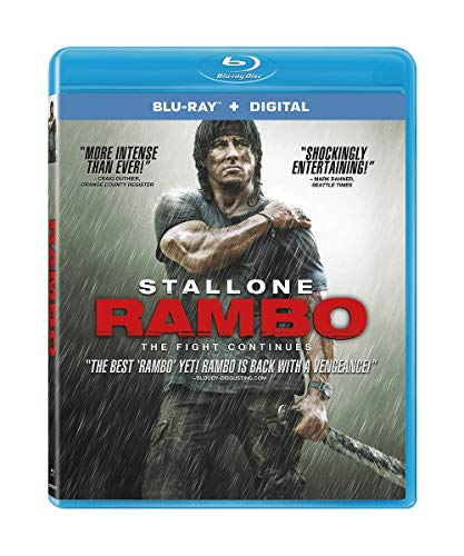 Rambo [Blu-ray] DVD