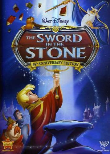 The Sword in the Stone 45th Anniversary Special Edition