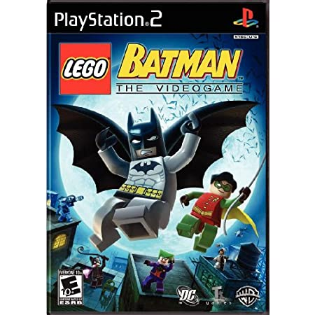 Lego Batman: The Videogame (playstation 2)