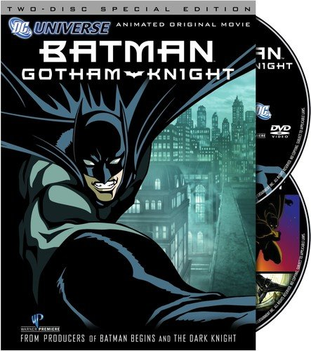 Batman: Gotham Knight cover