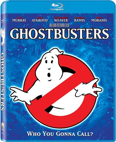 Ghostbusters (Blu-ray) cover