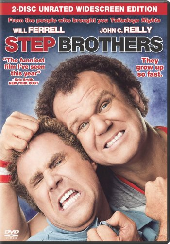 Buy The step brothers DVD