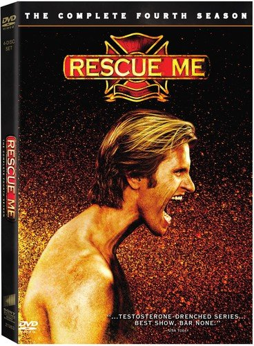 Rescue Me - Season 4 DVD