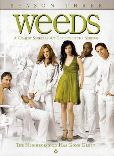 Weeds - Season Three DVD