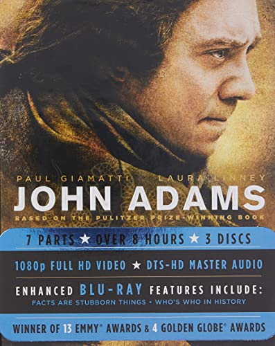 John Adams [Blu-ray] DVD
