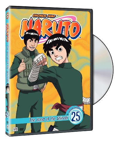Naruto - Vol. 25 DVD